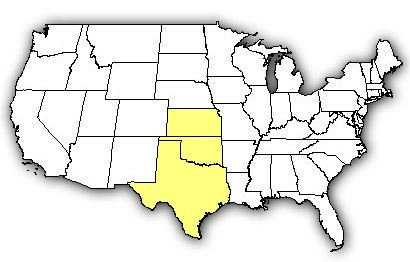 State Map Of Kansas And Oklahoma.State S Significance To Migration The Wichita Indians Tracking